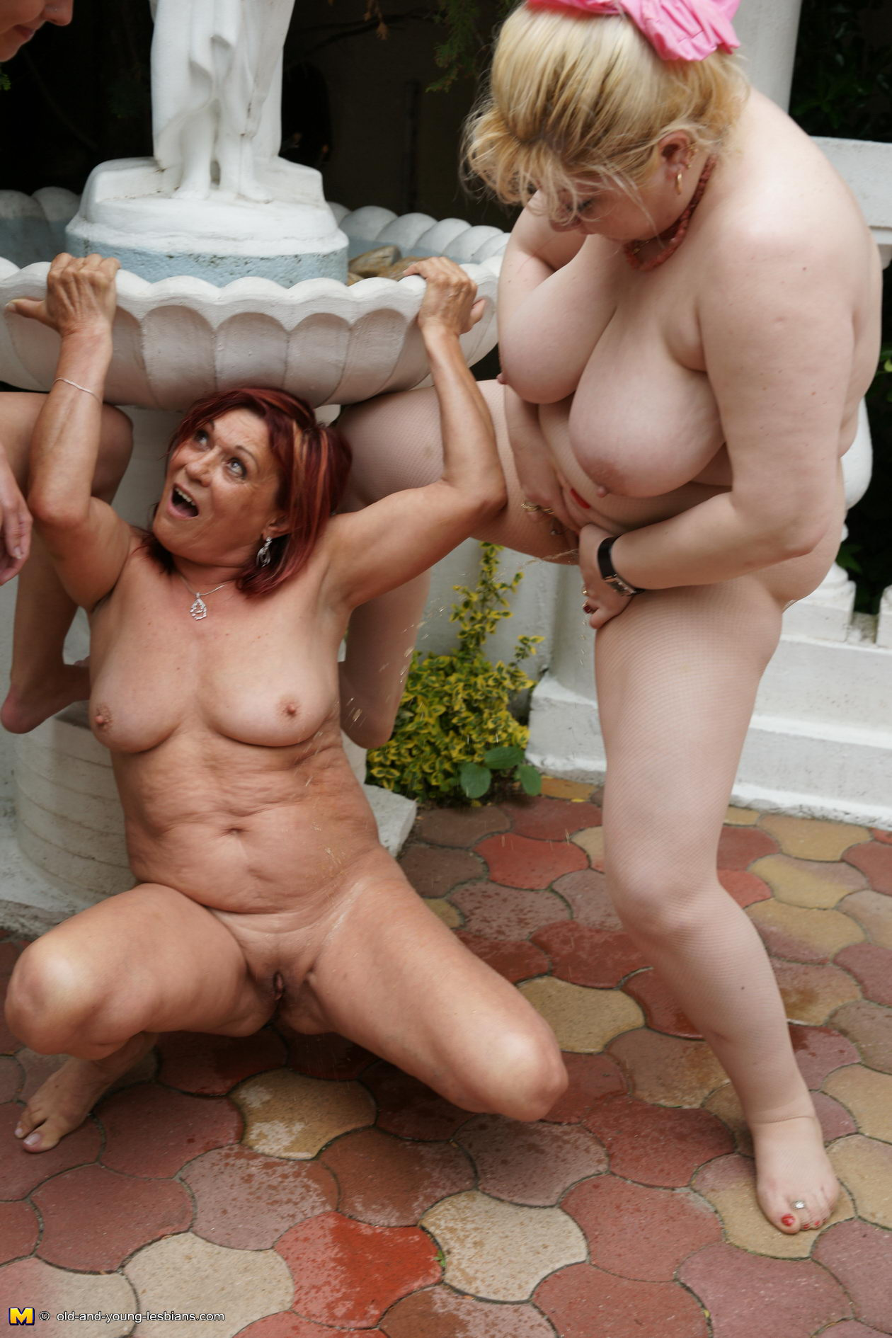 Two lesbians have a hot oil massage followed by scissoring brazzers