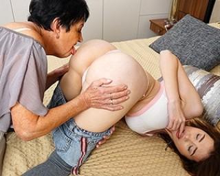 Naughty mature slut licking a hot lesbian teens ass
